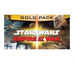 Gra na PC PC Star Wars: Empire At War - Gold Pack ESD Steam