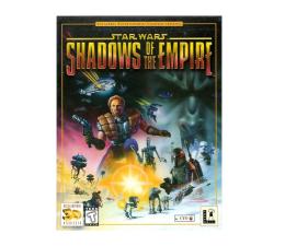Gra na PC LucasArts STAR WARS SHADOWS OF THE EMPIRE ESD