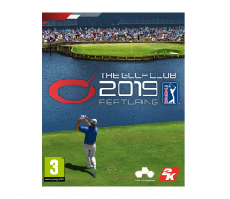 Gra na PC PC The Golf Club 2019 featuring the PGA TOUR ESD