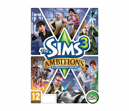 Gra na PC EA The Sims 3: Ambitions ESD Origin