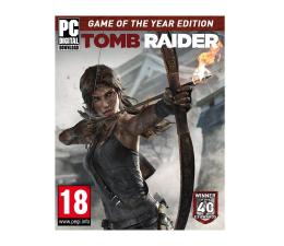 Gra na PC Square Enix Tomb Raider GOTY ESD Steam