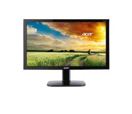 """Monitor LED 24"""" Acer KA240HQBBID czarny"""