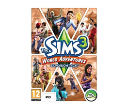 Gra na PC EA The Sims 3: World Adventures ESD Origin