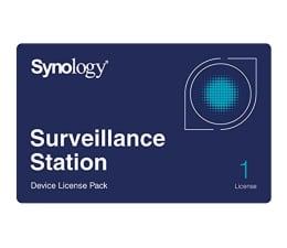 Licencja / gwarancja do NAS Synology Licencja Camera License Pack (1 dodatkowa kamera)