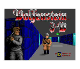 Gra na PC id Software Wolfenstein 3D ESD Steam