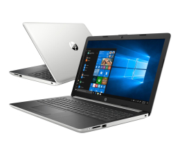 "Notebook / Laptop 15,6"" HP 15 i5-8265/8GB/240+1TB/Win10 FHD Silver"