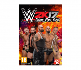 Gra na PC 2K Games WWE 2K17 - Future Stars Pack ESD Steam