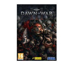 Gra na PC Relic Entertainment Warhammer 40,000: Dawn of War III ESD
