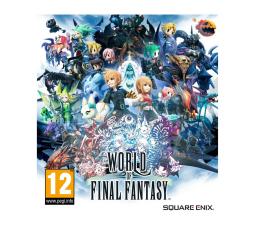 Gra na PC Square Enix World of Final Fantasy ESD Steam