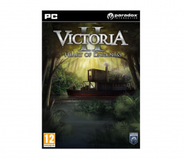 Gra na PC Paradox Development Studio Victoria II - Heart of Darkness ESD Steam