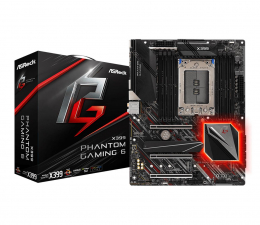 Płyta główna Socket TR4 ASRock X399 Phantom Gaming 6