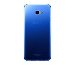 Etui/obudowa na smartfona Samsung Gradation cover do Galaxy J4+ niebieskie