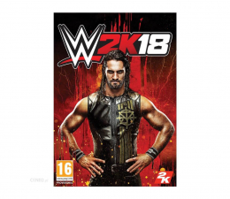 Gra na PC 2K Games WWE 2K18 Digital Deluxe ESD Steam