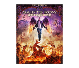 Gra na PC PC Saints Row:Gat out of Hell First Edition ESD Steam