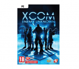 Gra na PC 2K Games XCOM: Enemy Unknown ESD Steam
