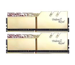 Pamięć RAM DDR4 G.SKILL 16GB (2x8GB) 3200MHz CL14 TridentZ Royal Gold