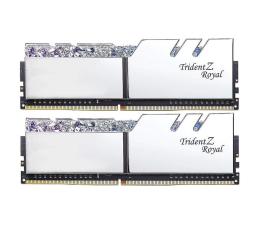 Pamięć RAM DDR4 G.SKILL 16GB 3200MHz TridentZ Royal Silver CL16 (2x8GB)