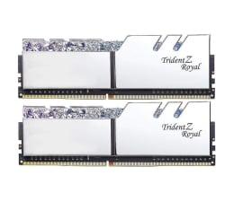 Pamięć RAM DDR4 G.SKILL 16GB 4600MHz TridentZ Royal Silver CL18 (2x8GB)