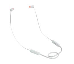 Słuchawki bezprzewodowe JBL T110BT Białe