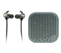 Słuchawki bezprzewodowe Snab Overtone EP-101M BT + Jukebox JB-11