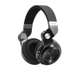 Słuchawki bezprzewodowe Bluedio T2+ Czarne