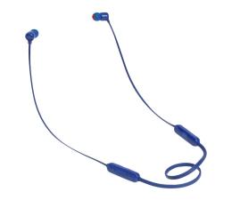 Słuchawki bezprzewodowe JBL T110BT Niebieskie