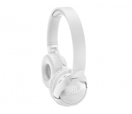 Słuchawki bezprzewodowe JBL T600BT NC Białe