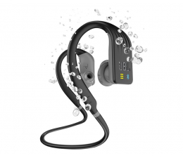 Słuchawki bezprzewodowe JBL Endurance DIVE Czarny