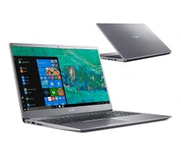 "Notebook / Laptop 15,6"" Acer Swift 3 i5-8250U/8GB/256/Win10 MX150 FHD IPS"