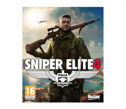 Gra na PC Rebellion Sniper Elite 4