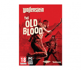 Gra na PC Bethesda Wolfenstein: The Old Blood ESD Steam