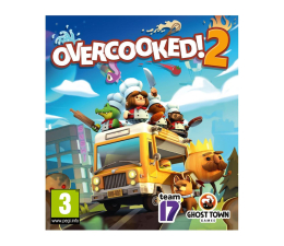 Gra na PC Team17 Overcooked! 2