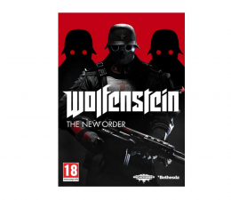 Gra na PC PC Wolfenstein: The New Order ESD Steam