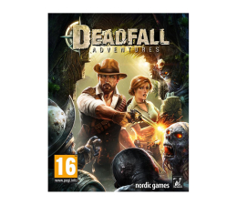 Gra na PC THQ Inc. Deadfall Adventures Delux Edition ESD Steam