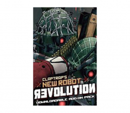 Gra na PC PC Borderlands - ClapTraps Robot Revolution ESD