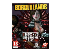 Gra na PC PC Borderlands - Mad Moxxis Underdome Riot ESD