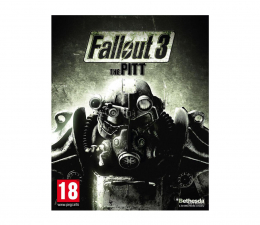Gra na PC Bethesda Fallout 3 - The Pitt (DLC) ESD Steam