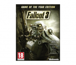 Gra na PC Bethesda Fallout 3 (GOTY) ESD