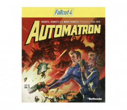 Gra na PC Bethesda Fallout 4 - Automatron (DLC) ESD Steam