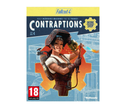 Gra na PC Bethesda Fallout 4 - Contraptions Workshop (DLC) ESD Steam