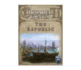 Gra na PC PC Crusader Kings II - The Republic DLC ESD Steam