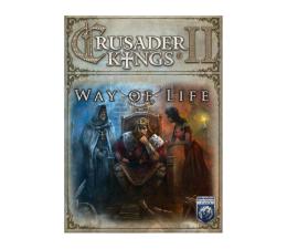 Gra na PC Paradox Development Studio Crusader Kings II - Way of Life DLC ESD Steam