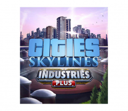 Gra na PC Paradox Interactive Cities: Skylines - Industries Plus ESD Steam