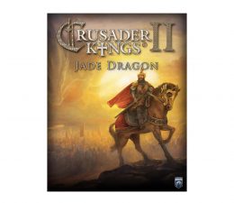 Gra na PC Paradox Development Studio Crusader Kings II: Jade Dragon DLC ESD Steam