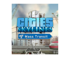 Gra na PC Paradox Interactive Cities: Skylines - Mass Transit ESD