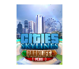 Gra na PC Paradox Interactive Cities: Skylines - Parklife Plus