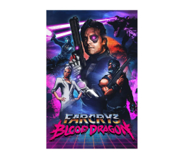 Gra na PC Ubisoft Far Cry 3: Blood Dragon ESD Uplay