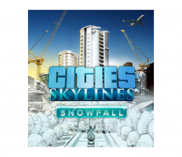 Gra na PC PC Cities: Skylines - Snowfall