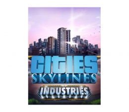 Gra na PC PC Cities: Skylines - Industries ESD Steam