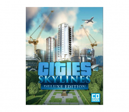 Gra na PC Paradox Interactive Cities: Skylines Digital Deluxe Edition ESD